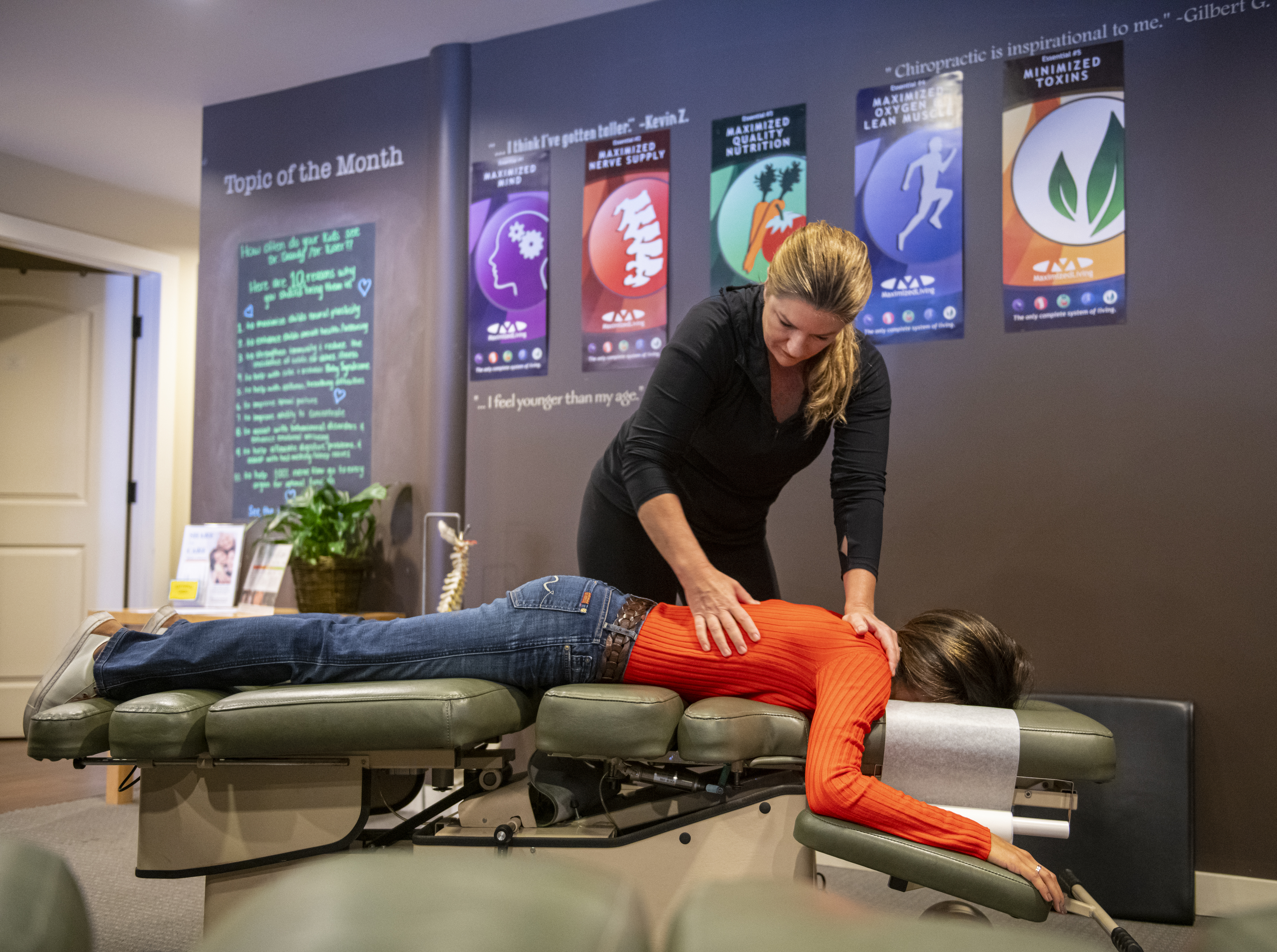 massage chiropractic in palo alto