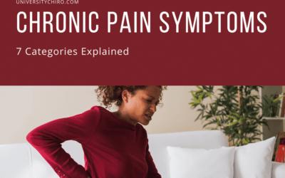 Chronic Pain Symptoms (7 Categories Explained)