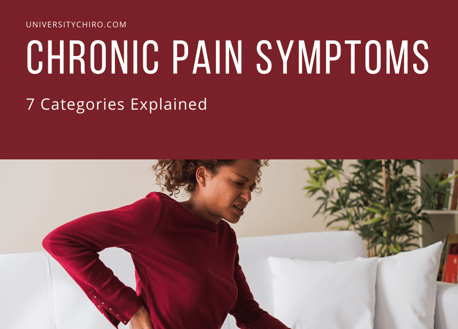 Chronic Pain Symptoms (7 Categories Explained)
