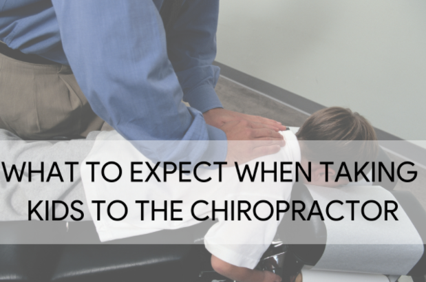 What to Expect When Taking Kids to the Chiropractor