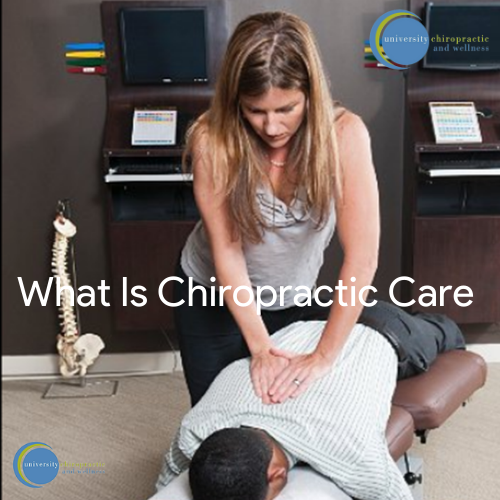 What is Chiropractic Care?
